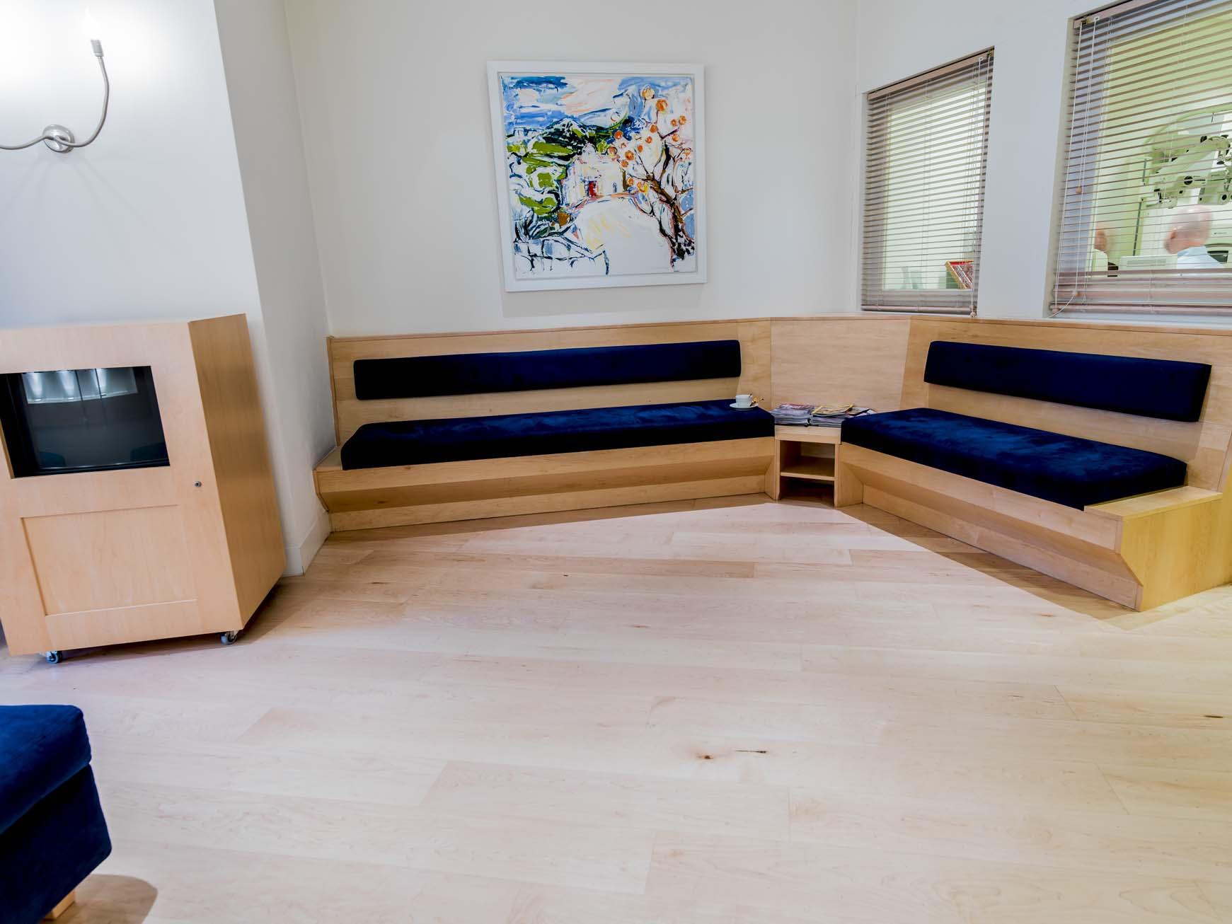 Tapis Maple Planken met zijdematte 2K lak