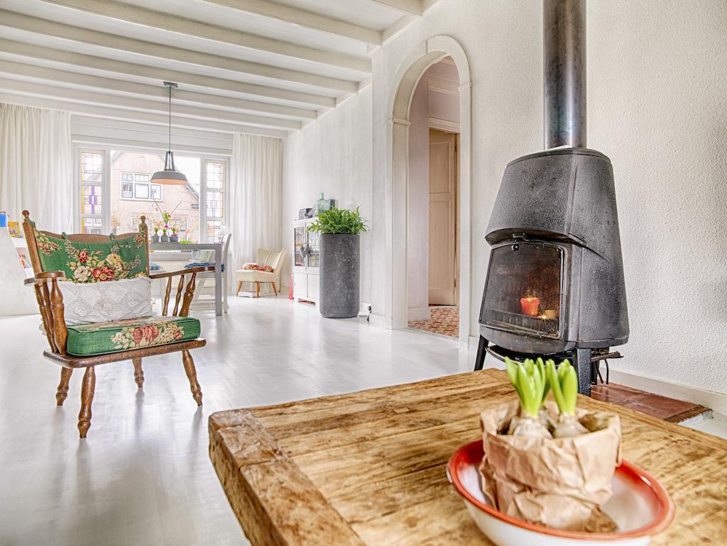 Favoriete Geschilderde houten vloer #IL15