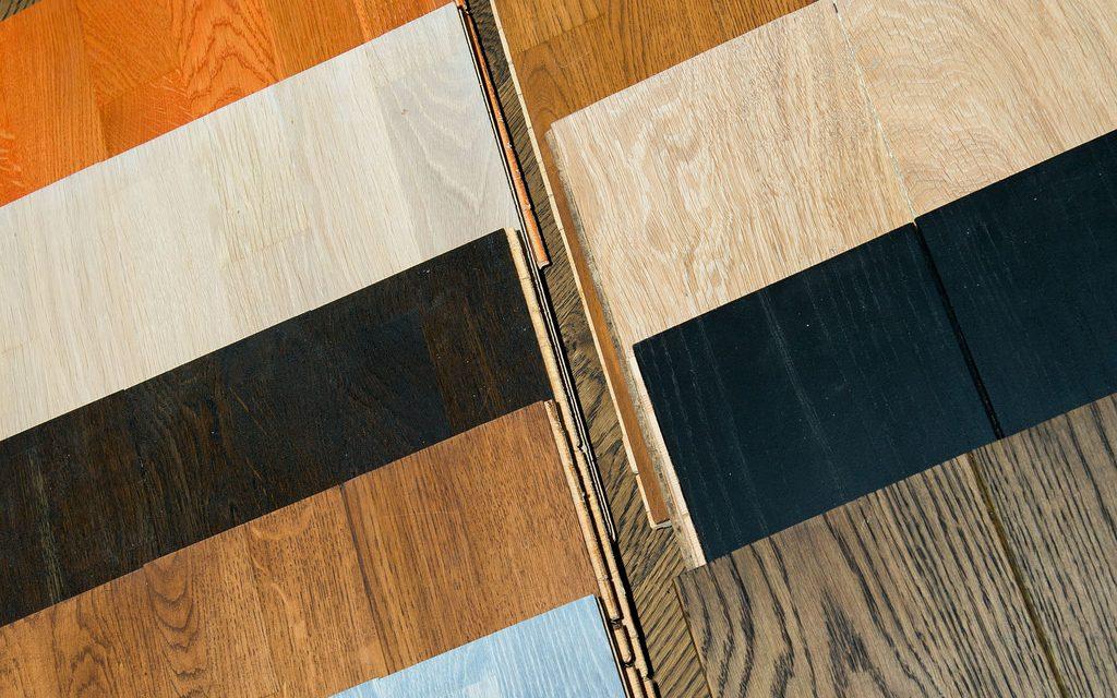 Kleurolie eiken vloer voor een geheel nieuwe dimensie