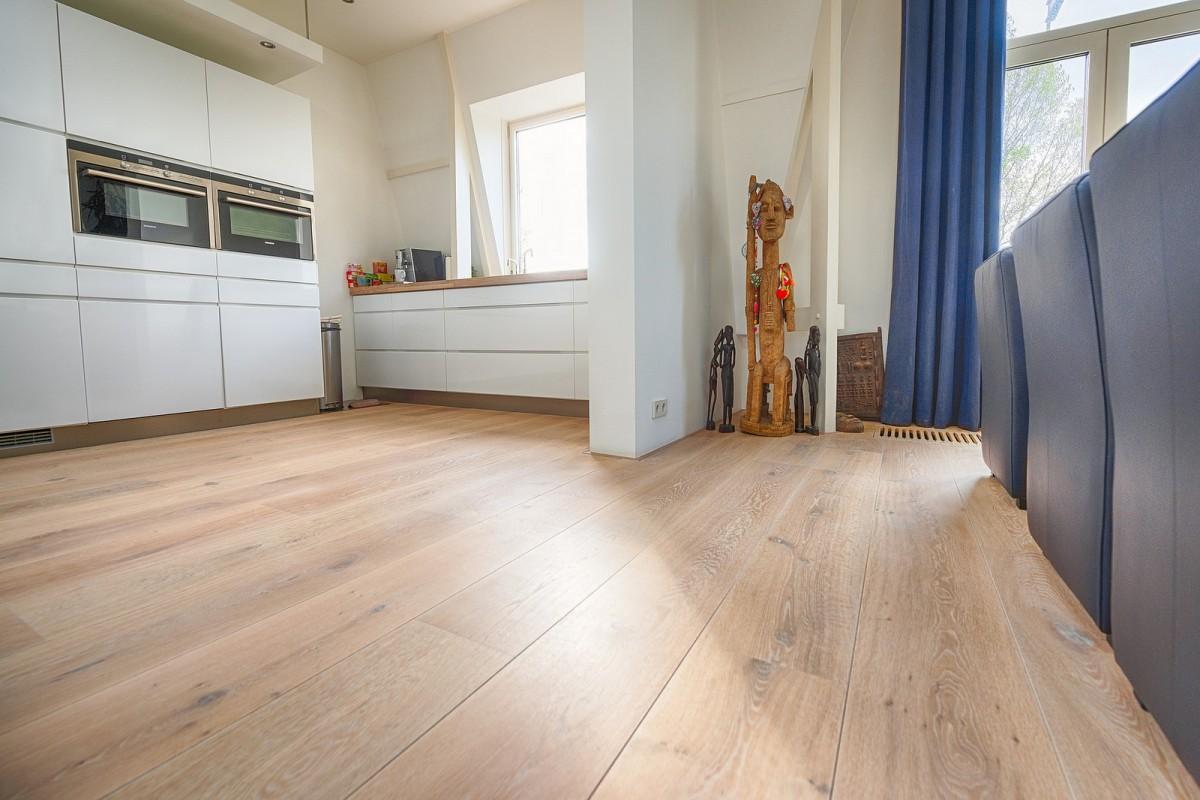 Gebruikte Houten Vloer : Eiken vloer gebruikt