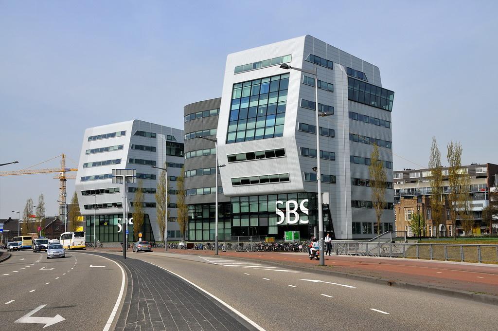 Afzelia stroken SBS Amsterdam