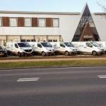 Baltussen Parket Wagenpark