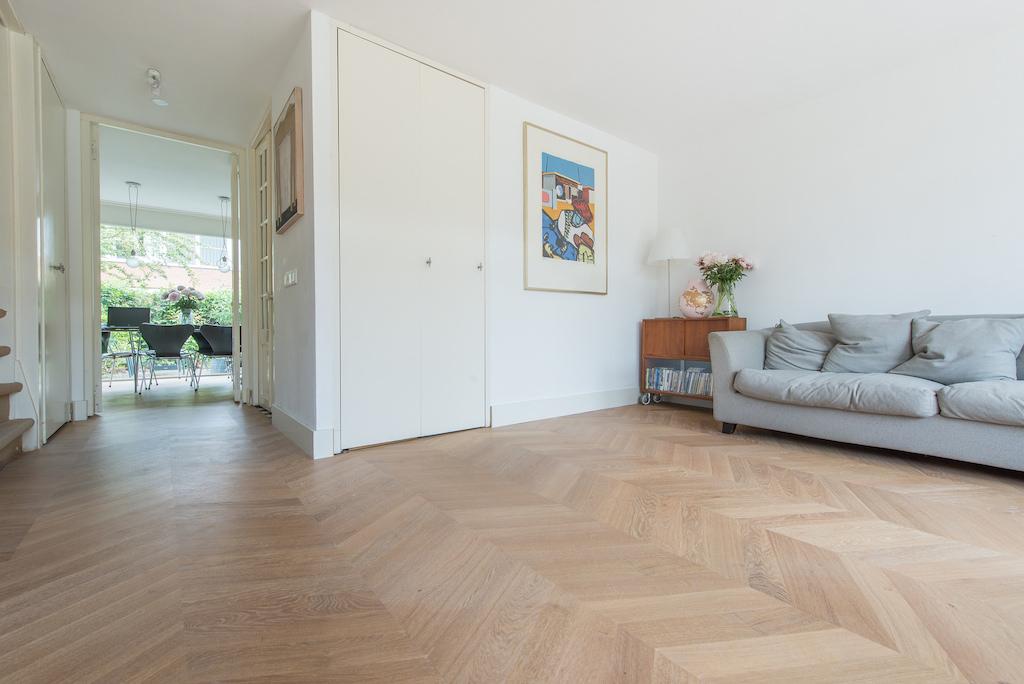 Bamboe Vloer Utrecht : Hongaarse punt naturola geolied utrecht baltussen parket