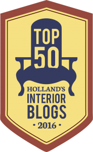 Interieurblogs-Top 50 van 2016