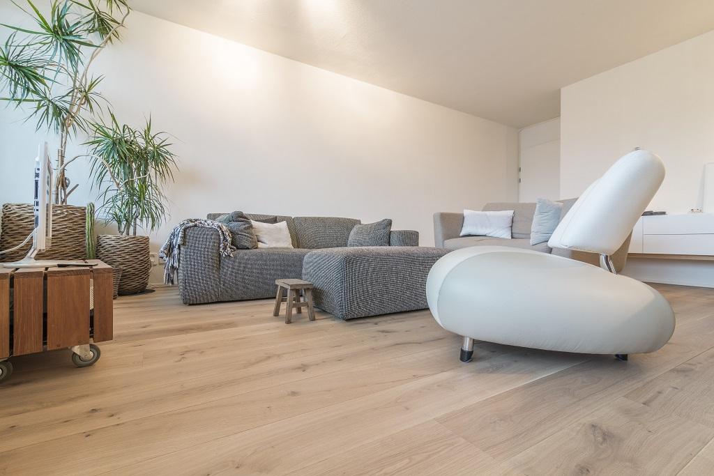 Eiken vloer blank maken: gerookte eiken houten vloeren gerookt eiken