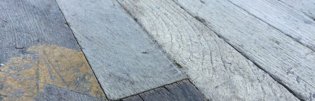 reclaimed wood paris