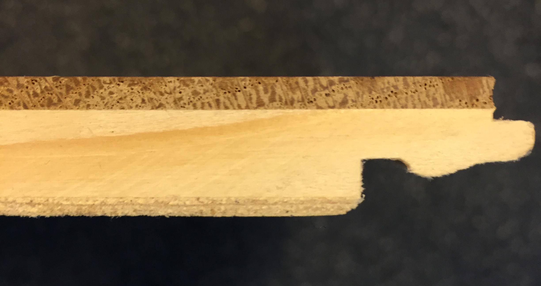 hoe lang gaat een houten vloer mee