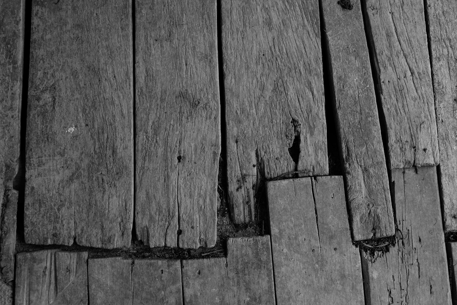 wat is een houten vloer?