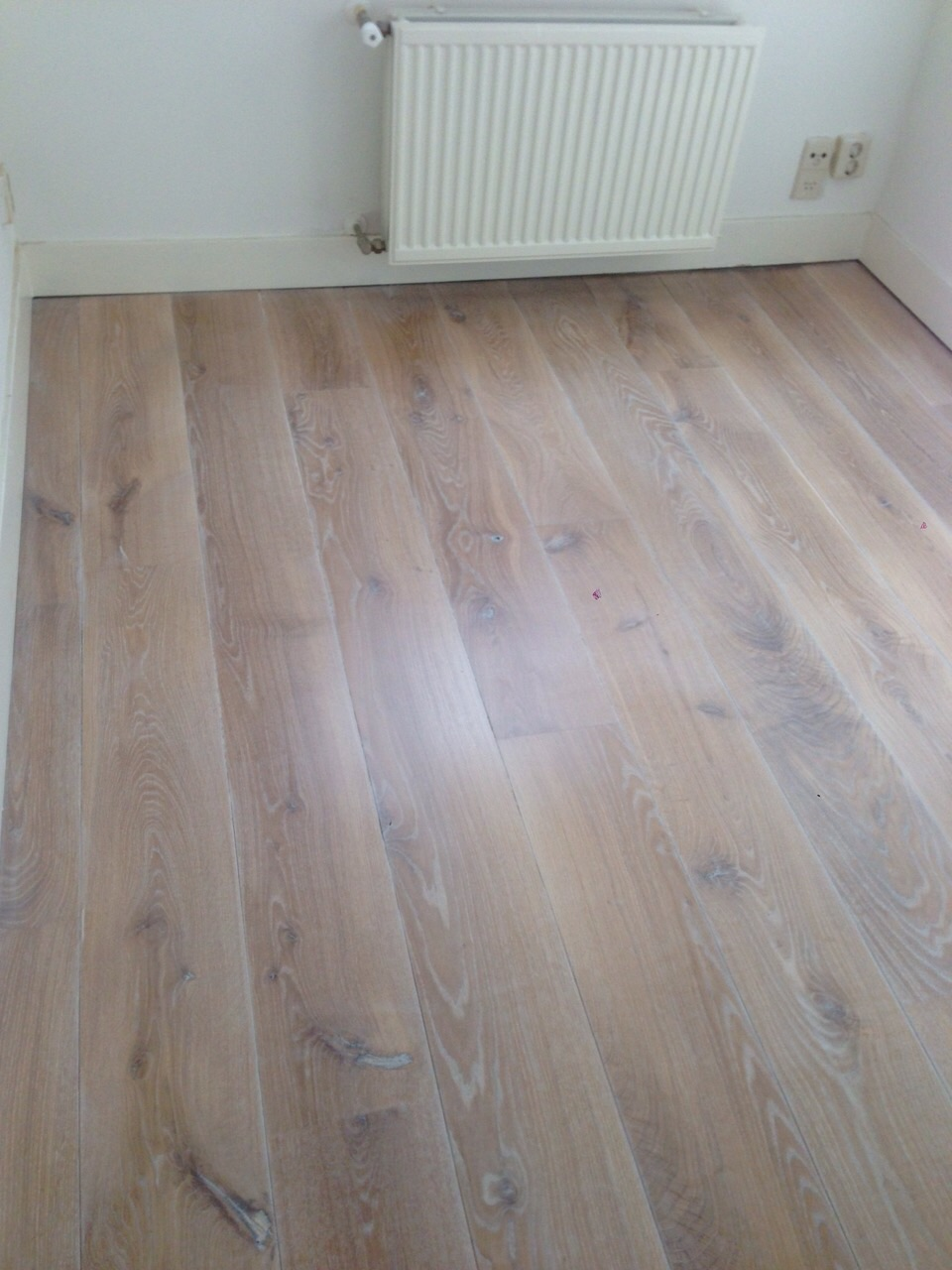 houten vloer verzekering